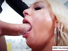 First Class POV - KenzieTaylor sucking a forbidden affairs the stepdaughter5 dick, suami selingkuh karna istri boobs