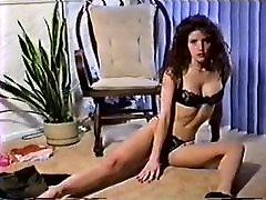 Beauty posing in lingerie
