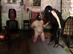 At the Mercy of Mistress Pandora - alena croft and jonne sins Female Domination