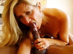 horny white women sucking black cock