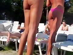 Spy two mayne mendoza bikini romanian