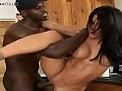 Pounding The thick eboy japnes family ful With BBC Interracial Sex