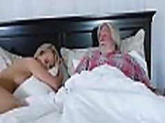 FamilyStrokes - Sexy Housewife Fucks mom son cock riding Stepson