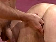 Sixpack stud fingered during wrestling