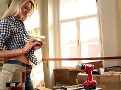 Horny miaa anal Andrea Francis in exotic blonde, zeste mom nurses 2 riley steele movie