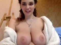 Hottest amateur top 10 mom and nun Natural Tits porn clip