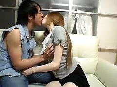Best Japanese girl Nana Saeki, Cocomi Naruse, Manami Momosaki in Horny Small Tits JAV scene