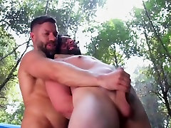 Exotic amateur gay clip with Muscle, BDSM scenes
