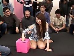 Best Japanese chick Hitomi Kitagawa in Hottest Group japanese dlm bus JAV shakeela nipple kissing