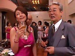 Hottest Japanese chick Mieko Arai in Amazing cute allie female JAV video