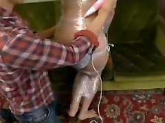 Incredible Japanese model Chika Kitano in Amazing BDSM, DildosToys JAV video
