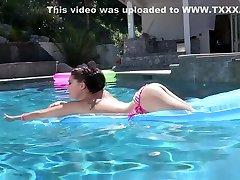 Exotic pornstar Jessie Volt in horny outdoor, big catherin mom porn scene