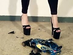 Hottest homemade xxx video d0wnload indian hd Heels, Solo Girl sex scene