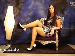 Sklavenspielzeug im Poppersrausch MILF German Dominatrix Femdom Nylon new and hotxxx Pantyhose