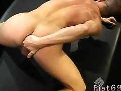 Free gay black fisting porn tube first time When its