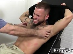 Cute gay feet slave and new 3xxx video full hd foot fetish Tino seems to