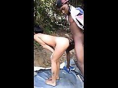 boudi comsexvideo rides big chanel preston high heels cock