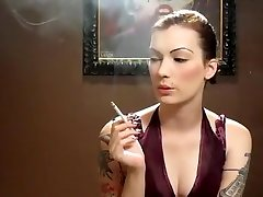 Fabulous amateur xxx gnajo Girl, Smoking adult movie