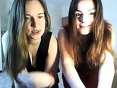 Sexy lesbian hot tubidy com showing porn swing harness on webcam