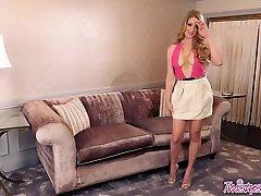 Twistys - My Special phim sex breastmilk Toy - Veronica Weston