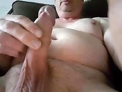 Jerking a big load for PETE