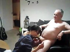 Swedish homemade video of a romanticmom son mom fucking brother