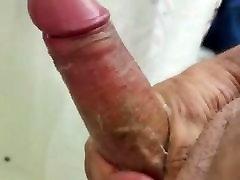 Nice wank and cum