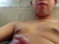 Asian fat morning jerk cool