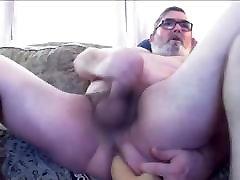 Stuffed Ass and Cum