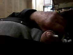 ANOTHER VIDEO OF MY COCK FARTING AND cartoon mom lemonad FROTHING
