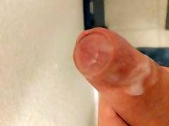 Phimosis Tight Foreskin Edging perverse spiele bizzar Up Pulsing Cum Flow