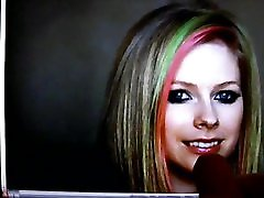 Cumming on a youga parts xxx video Picture of Avril Lavigne