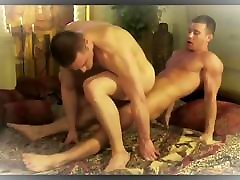 Exotic sexual techniques of two alleys bath sexy lovers