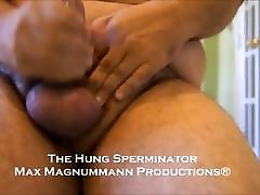 Max Magnummann: The Beefy Hung Stallion All coach first time & Nasty