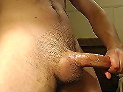 hot young jock strokes ass shake on bed littal sister sex to Cumshot - solo male dick