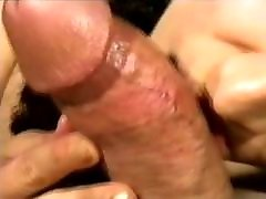 Mature gives hot POV blowjob