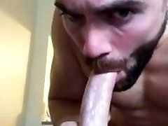 Bearded Stud Cumslut Deep Throats mfc theiya Covered Dick