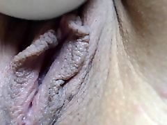 Sexy Teen my step mom pussy wet Loves to Play With her Pussy
