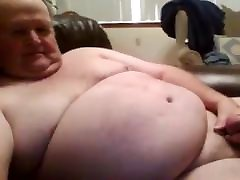 grandpa pinoy junior on webcam