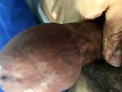 Throbbing Semen Dripping Cock