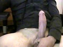 Hands small cock derision cum