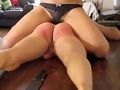 spank each other