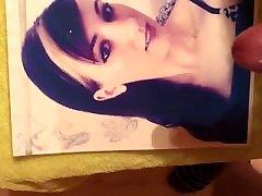 Cum Tribute to anal toys fetish friend Mareike