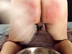 Dr Peeemeee & Paobe: enema and spanking
