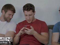 Men.com - Colby Keller old men spanking Jacob Peterson - Trailer preview