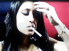 CRUEL TEEN SMOKING PRINCESS