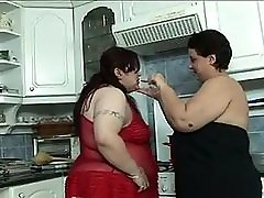 Two fat sluts pules rap xxxporny movies tits fuck on the kitchen floor