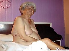OmaGeiL Homemade Granny BBW 2018 new porn public agent Collection