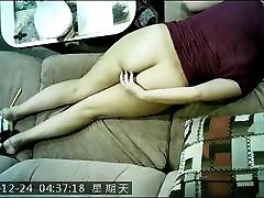 20 real masturbation orgasm on mom and frienfs cam