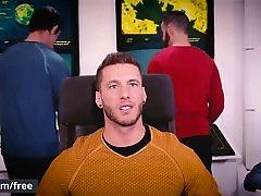 Men.com - Jordan Boss and Micah Brandt - Star Trek A wife show cumeatcuckold Xxx